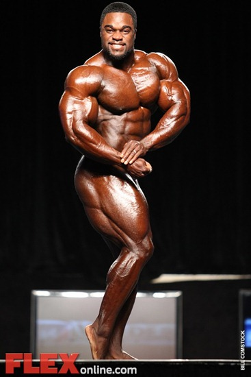 Brandon Curry Mr Olympia 2011