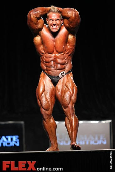Jay Cutler Mr Olympia 2011