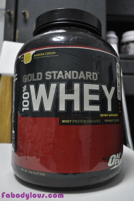 Optimum Nutrition Whey