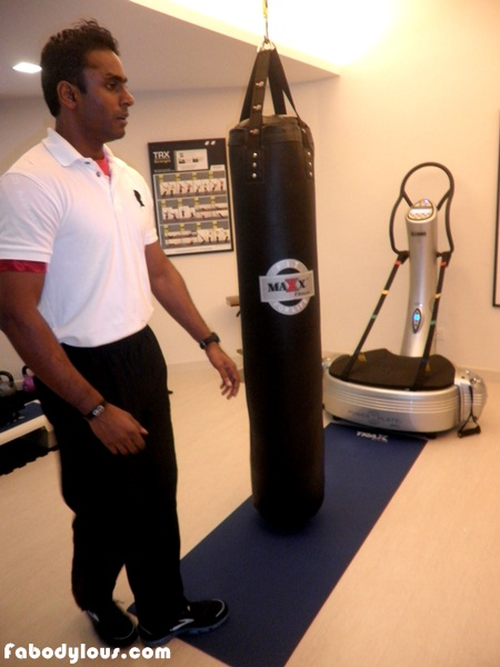 Fitness Centre for Men Damansara