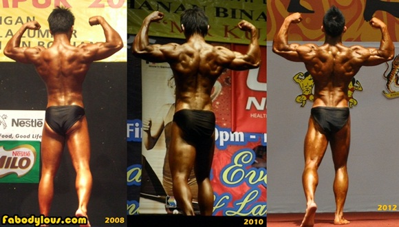 My Mr Kuala Lumpur 2012 Experience! Back-Double-Biceps-Mr-KL-Comparisons