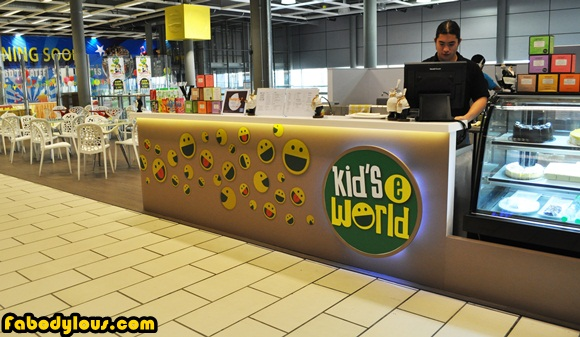 Ikano Power Centre Kid's World