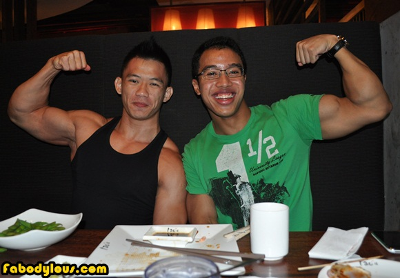 Malay Bodybuilder
