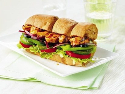 Subway-Chicken-Teriyaki