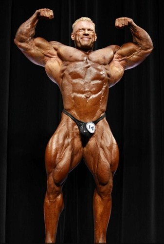 Dennis Wolf Mr Olympia 2012