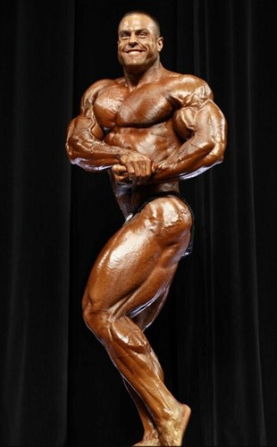 Evan Centopani Mr Olympia 2012