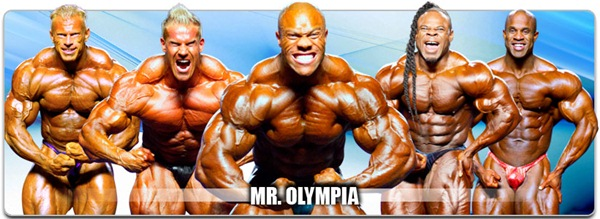 Mr Olympia 2012