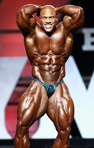 Phil Heath Mr Olympia 2012