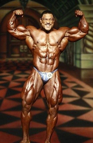 Roelly Winklaar Mr Olympia 2012