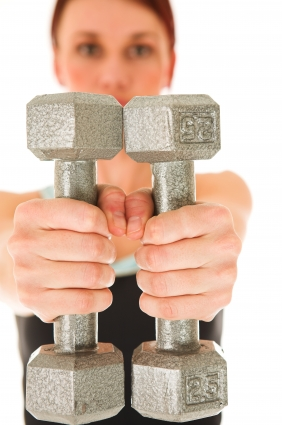 Weight Training for Maximum Muscle