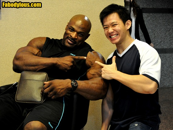 Ronnie Coleman 2010