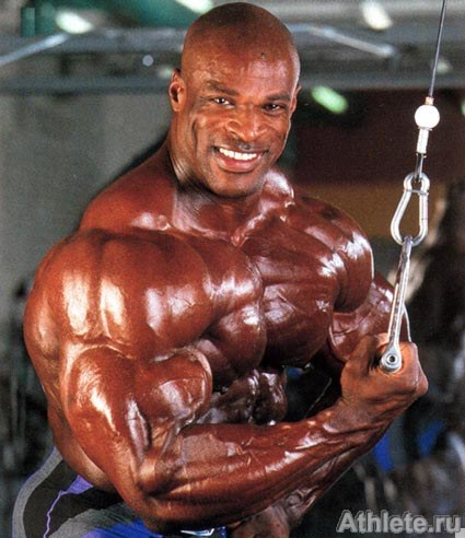 Ronnie Coleman 2012