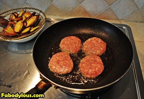 Homemade Hamburgers Recipe