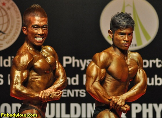 Mr Singapore 2013 photos