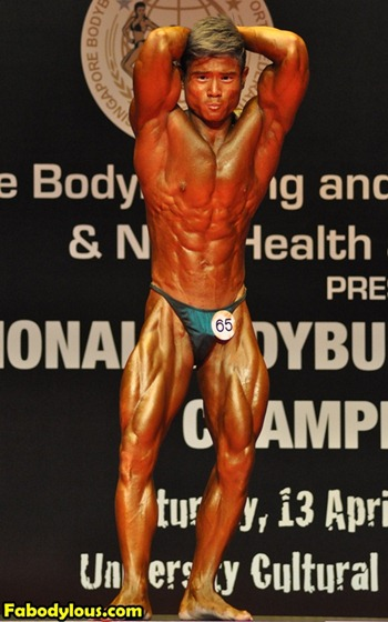 Singapore Bodybuilding and Physique Federation