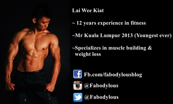 Best personal trainer in sinagpore