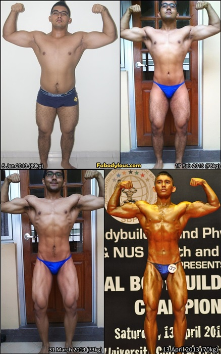 Personal Training Singapore Weight Loss