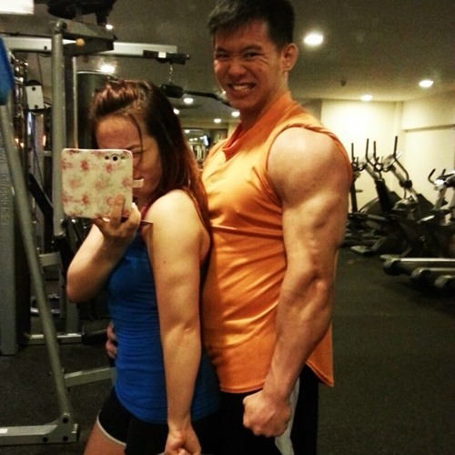 Singapore Fitness Couple