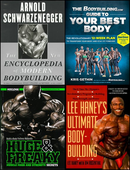 Bodybuilding Books Singapore