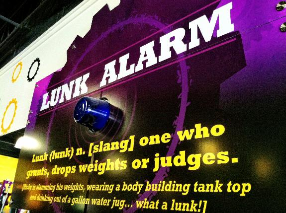Let's not encourage a Planet Fitness-ish culture.