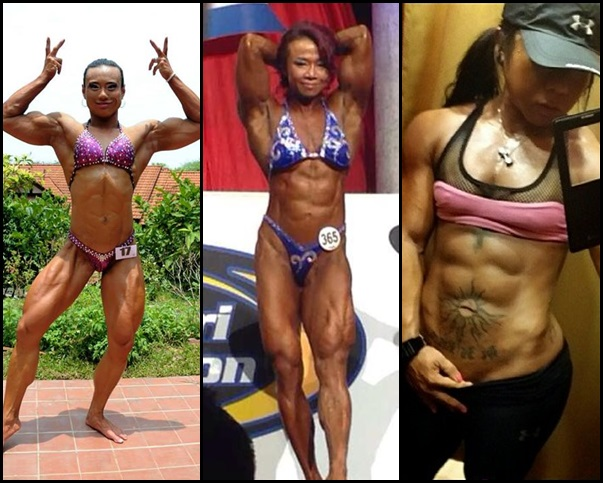 Muscle Women Of Singapore