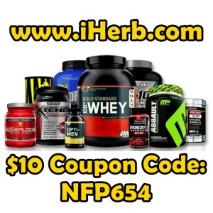 iHerb Bodybuilding With Words